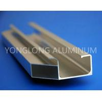 Quality 6061 6063 Aluminium Construction Profiles Smooth And Delicate for sale