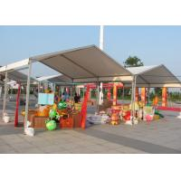 Quality Fabric Structure Outdoor Canopy Tent , 100km/H Small Event Tent Without Windows for sale
