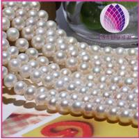 Quality AAA Grade 5.5-6.0mm freshwater pearl white pink mauve for sale