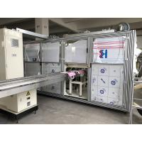 Quality CE Baby Diaper Packaging Machine , Baby Diaper Wrapping Machine GM089NY for sale