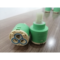 Buy cheap 35mm Flat Idling Double Seal Faucet Valve Cartridge from wholesalers