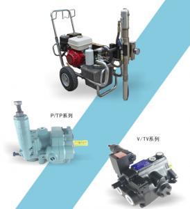 Quality Hydraulic Pump for Airless Paint Sprayer Machine Parker piston oil pump TV15-A3-L-L-01 online for sale