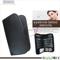 Quality Hot Selling Permanent Makeup Eyebrow Stencil for sale