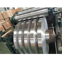 Quality Industrial Aluminum Foil Jumbo Roll , Industrial Aluminium Foil Evaporator Heater CAC Oil Cooler for sale