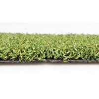 Quality Natural Soft Golf Artificial Grass Of PP Woven Backing / Synthetic Grass 12mm Dtex6000 for sale
