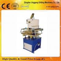 Quality TJ-23 Large Area Pneumatic Hot Foil Stamping Machine for sale