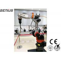 Quality Automobile CO2 Welding Robot  Max Working Radius 1400mm Four Axis for sale