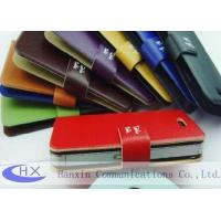 Quality Durable Apple iPHONE Leather Pouch with high quality for iPhone 4s for sale