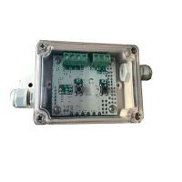 Quality Weighing transmitter LZBS4-S(analog)/plastic casing/one chanal/0-5V/0-10V/4-20mA for sale