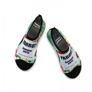 Quality Autumn Mens Aqua Socks Water Shoes / Barefoot Aqua Socks Quick - Dry With Good Toe Cap for sale