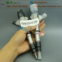 China 0445120224 auto accessory injector; WEICHAI612600080618 auto car fuel injector on sale