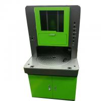 China Arabic Language Desktop Laser Engraving Machine Automatic For Serial Number on sale