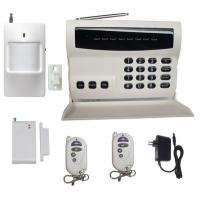 Quality 8 zones Indicator security Wireless & wire alarm FS-AME506 for sale