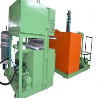 Quality Recycled Paper Pulp Egg Tray Making Machine 700 Pcs/h Semi Automatic for sale