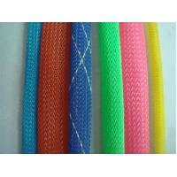 Quality Colorful Elastic Expandable Braided Sleeving for sale
