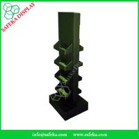 China 2 ways merchandise display Paper material Pop display stand design cardboard display on sale