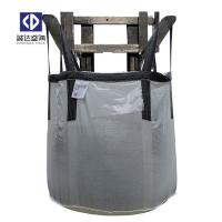 Quality Dust Proof Heavy Duty Bulk Bags Bulk Material Bags Eco - Friendly Material White Color for sale