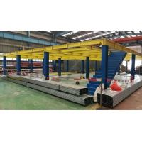 Buy Warehouse Storage Mezzanine Rack And Platform Anti-rust Steel Shelf at wholesale prices