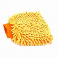 Microfiber Cleaning Cloth, Made of 80% Polyester and 20% Polyamide