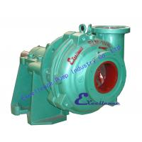 Quality Good performance horizontal, centrifugal slurry pumps EHM with rubber lined for sale
