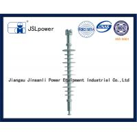 Buy cheap 35kv HDPE Suspension Type Insulator , Reusable Power Line Insulators from wholesalers
