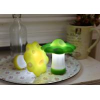 China Home Table Led Mushroom Lights Soft  Children'S Mushroom Lamp Custom Design on sale