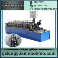 Quality roof roll forming machine, z purlin roll forming machine,roll forming machine in guangzhou for sale