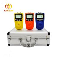 Quality Non Rechargeable O2 Oxygen Hand Held Gas Detector With Electrochemical Gas Sensor for sale