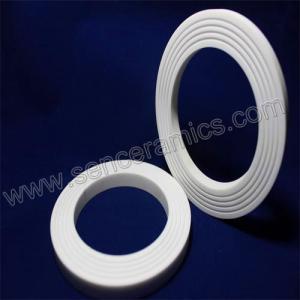 Quality 99.5%alumina ceramic rings for sale