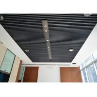 Buy cheap Artist Aluminum Alloy Commercial Ceiling Tiles / Square Tube Screen Ceiling from wholesalers