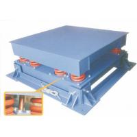Quality South Africa buy 1T capacity buttering floor scale 0.8*0.8m Removable floor scale ZSKB-20T for sale
