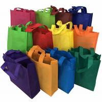 Quality Retail Shop Eco-friendly Non Woven Fabric Tote Shopping Carry Bag bag factory reusable grocery shopping bags for sale