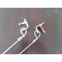 Quality 12ga X 6FT Ceiling Hanger Wire ,Hanger Wires, Galvanized Hanger Wires, Hanger Wire Pre-Tied with Pin and Clip for sale