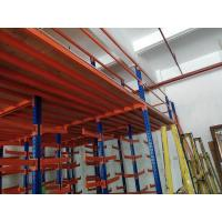 Buy SGS Heavy Duty Warehouse Shelving Steel Mezzanine Plasterboard Bulky Storage at wholesale prices