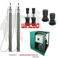 Quality Chuck Type Simple Jacking System for Tank Construction Equipment about Desulfurizing Tower Jacks for sale