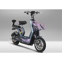 Quality Pedal Assisted Electric Bike With Suspension / Electric Pedal Assist Bike for sale