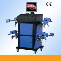 Quality CCD tech 4 wheel alignment system AOS664 for sale