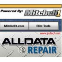 Quality 2014 ALLDATA (10.53) Mitchell OnDemand 2 IN 1, 1000G Content for sale