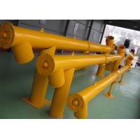 Quality Compact Ctructure and Light Weight Tube Auger Feeding Machine Ash Spiral Screw Conveyor for Cement for sale