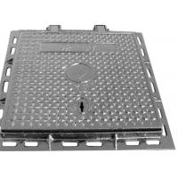 China Self Locking Square Manhole Cover Waterproof ,  Cast Iron Composite Drain Covers on sale
