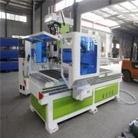 Quality One Head CNC Wood Cutting Machine / Small Woodworking Cnc Machines 1300*2500mm for sale