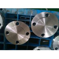 China WN Blind Duplex Stainless Steel Flanges ASTM A182 F904L ASME B16.47 Series A on sale