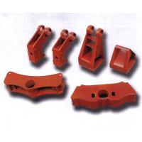 Quality Red brake part automobile casting parts carbon steel 42CrMo 8620 4145 for sale