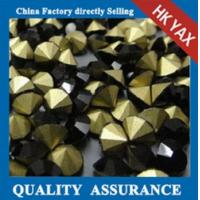Quality China cheap pointback rhinestone, new design rhinestone point back,fashion point back rhinestone for sale