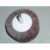 Quality Abrasive Flap Wheel with Shaft for sale