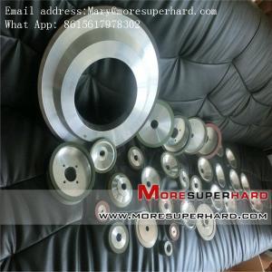 Quality High Quality Vitrified Bond Diamond Grinding Wheel Mary@moresuperhard.com for sale