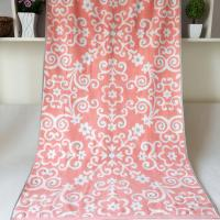 Quality Customized Elegant Jacquard  Beach Towels for sale