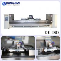 Quality New Design Chrome Polishing Machine with Servo Motor Rotogravure Cylinder Chrome Finishing Machine Sand Belt Band for sale