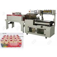 Quality PLC Control Food Packing Machine Shrink Wrap For Bottles With Steady Operation for sale