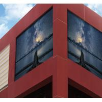Quality 8mm Pixels Outdoor Led Video Wall , High Resolution Stage Screen Wide Viewing Angle for sale